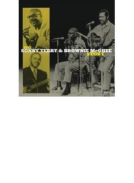Sonny Terry & Brownie Mcghee Story