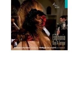 Euphonia-music For Cello & Accordion: Duo A Tempo (+pal-dvd)