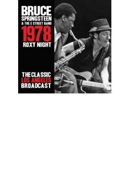 Roxy Night: 1978 Broadcast