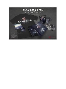 War Of Kings: Limited Edition Box Set (+dvd)(+t-shirt / Xl Size)(+goods)
