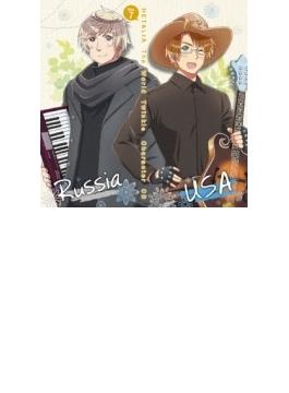 ヘタリア The World Twinkle キャラクターcd vol.7