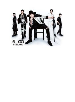 5.....GO 【初回限定盤A】(CD+DVD)