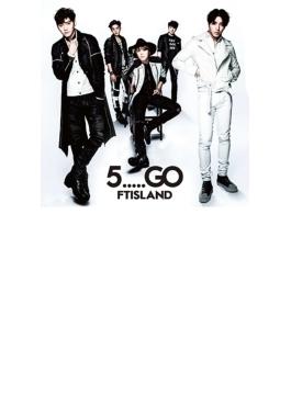 5.....GO 【初回限定盤B】(CD+DVD)