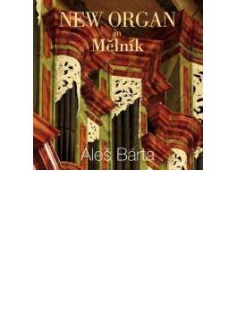 Ales Barta: Nove Varhany-organ In Melnik