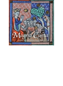 Magna Carta-music Of Medieval England: Skinner / Alamire Magdala
