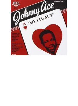 My Legacy - 21 Cuts (15 In Stereo)