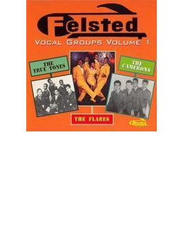 Felsted Vocal Groups 1 - 25 Cuts