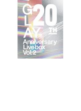 20th Anniversary LIVE BOX VOL.2 (Blu-ray)