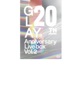 20th Anniversary LIVE BOX VOL.2 (DVD)