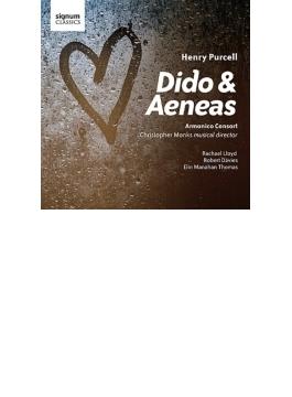 『ディドーとエネアス』全曲 モンクス&アルモニコ・コンソート、レイチェル・ロイド、ロバート・デイヴィス、他(2014 ステレオ)
