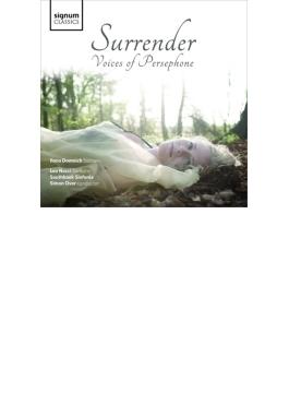 『ペルセポネの声~オペラ・アリア集』 イローナ・ドムニチ、ヌッチ、オーヴァー&サウスバンク・シンフォニア