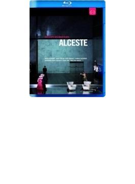 『アルチェステ』全曲 ワリコフスキ演出、ボルトン&マドリード王立劇場、デノケ、P.グローヴズ、他(2014 ステレオ)