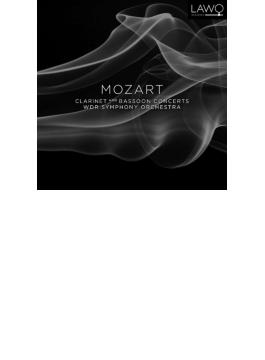 クラリネット協奏曲、ファゴット協奏曲 ヨハンス、O.K.ダール、オードラン、シュテフェンス、ケルン放送響