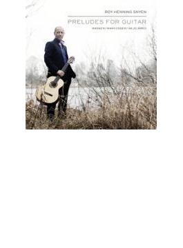 Roy Henning Snyen: Prelude For Guitar-madsen, Marcussen, Skjelbred