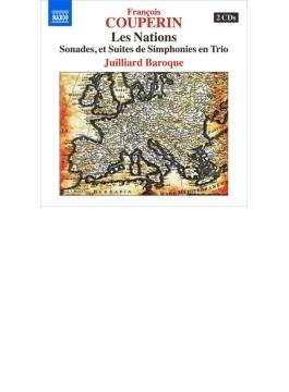 『諸国の人々』 ジュリアード・バロック(2CD)