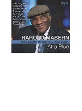 Afro Blue (帯・ライナー付国内盤仕様輸入盤)