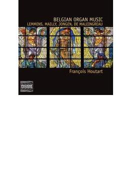 Belgian Organ Music-lemmens, Mailly, Jongen, De Maleingreau: Houtart
