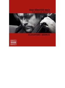 無伴奏チェロ組曲全曲 アレクサンドル・ドゥブリュ(2CD)
