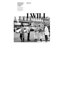5th Album: I WILL 【Special Ver.】(CD+PHOTO BOOK)