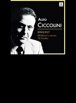 子供の領分、練習曲集 チッコリーニ
