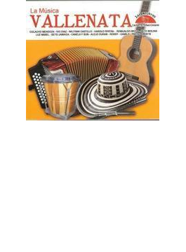 Antologia De La Musica Vallenata