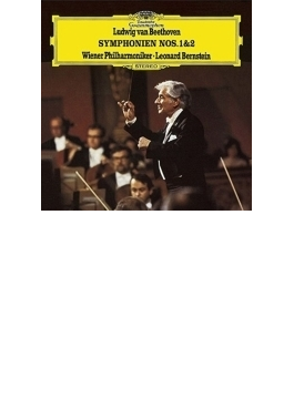 交響曲第1番、第2番 バーンスタイン&ウィーン・フィル(シングルレイヤー)