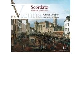 Ex Vienna Scordato-violin Music In Scordatura: Letzbor / Ars Antiqua Austria