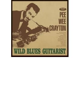 Wild Blues Guitarist (Pps)