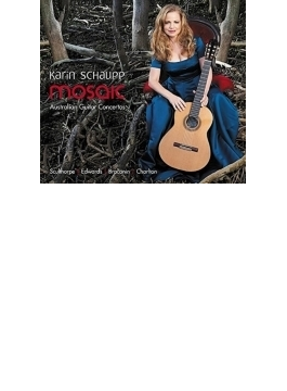 Mosaic-australian Guitar Concertos: Schaupp(G) Spigelman / Northey / Mills /