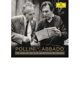 ポリーニ&アバド・ドイツ・グラモフォン録音全集(8CD)