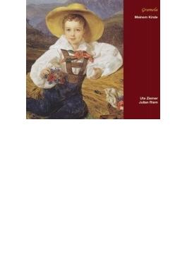 Meinem Kinde-volks Kinderlieder: Ziemer(S) Riem(P)