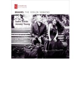 Violin Sonata, 1, 2, 3, Etc: Sadie Fields(Vn) Jeremy Young(P)