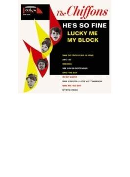 Chiffons - He's So Fine (紙ジャケット)