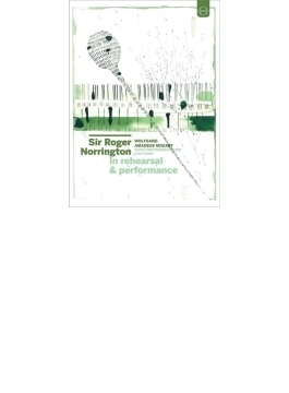 交響曲第39番 ノリントン&シュトゥットガルト放送交響楽団(リハーサル付)