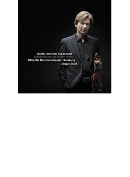 『王の晩餐のためのサンフォニー』 ユルゲン・グロス、エルビポリス・バロック管弦楽団