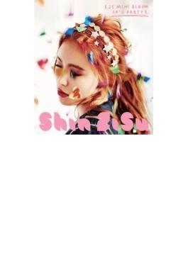 1st Mini Album: 20's Party 1