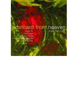 Postcard From Heaven: Susan Allen Choate Donovan Risigari-gai(Hp) Lytle(Vib)