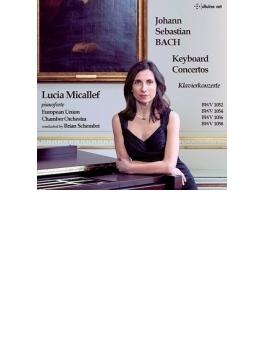 ピアノ協奏曲第1、3、5、7番 ルチア・ミカレフ、シェンブリ&ヨーロッパ連合室内管
