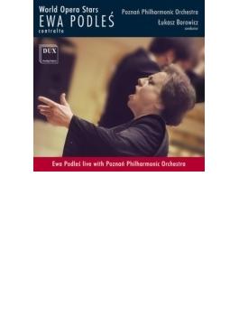 World Opera Stars: Ewa Podles(A) Borowicz / Poznan Po