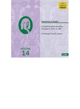 (Piano)complete Keyboard Sonatas Vol.14: Ullrich(P)
