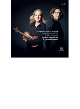 Comp.violin Sonatas: Van Keulen(Vn) Minnaar(P) (Hyb)