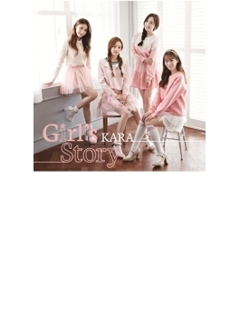 Girl's Story【初回限定盤B】(CD+DVD)
