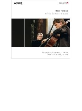 『気晴らし~チェロとピアノのための作品集』 ベネディクト・クレックナー、ハワード・ブレイク