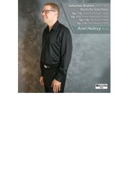 後期ピアノ作品集 アリエル・アレヴィ