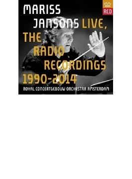 ヤンソンス&コンセルトヘボウ管弦楽団ライヴ録音集1990~2014(13CD+DVD)