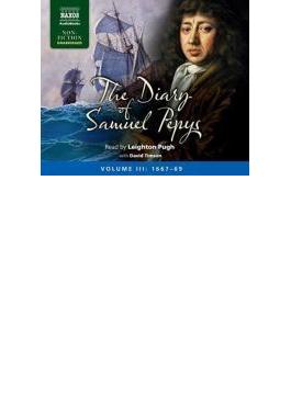 Pepys: The Diary Of Samuel Pepys Vol 3 - 1667-1669