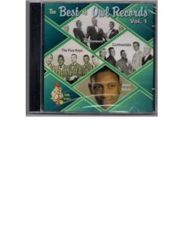 Owl Records 1 (Rarities By Monotones)