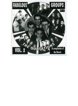 Fabulous Group Doo Wops 2 (30 Cuts)