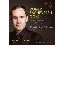 Preludes, Variations: Simon Callaghan(P)