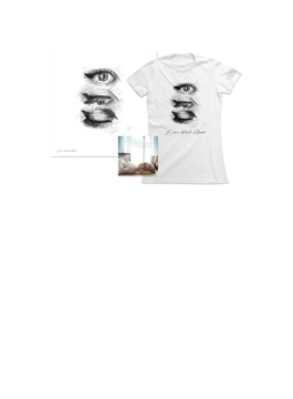 Eyes Wide Open: Deluxe Bundle (Cd+t-shirt+lithograph)(S Size)(Ltd)